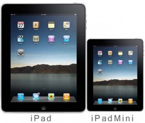 Speculated Comparison of iPad Mini to IPad and iPhone